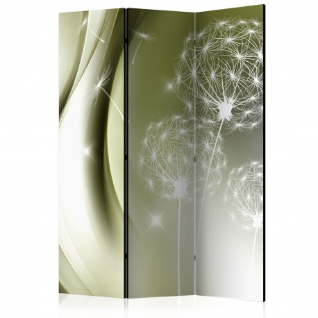 Paravent 3 volets  Green Gentleness [Room Dividers]
