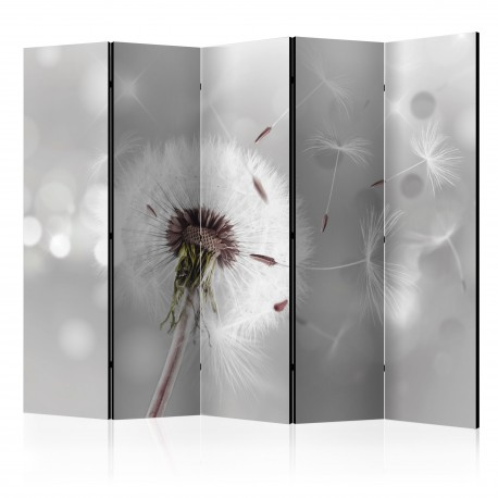 Paravent 5 volets  Grasping the Invisible II [Room Dividers]