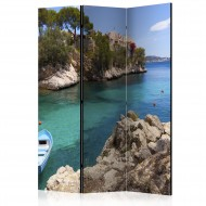 Paravent 3 volets  Holiday Seclusion [Room Dividers]