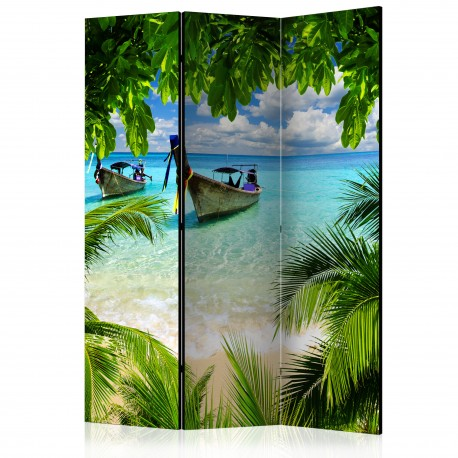 Paravent 3 volets  Tropical Paradise [Room Dividers]