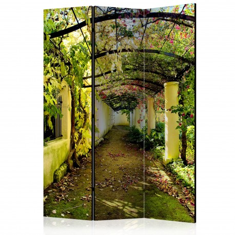 Paravent 3 volets  Romantic Garden [Room Dividers]