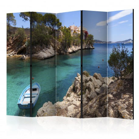 Paravent 5 volets  Holiday Seclusion II [Room Dividers]