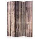 Paravent 3 volets - Wooden Charm [Room Dividers]