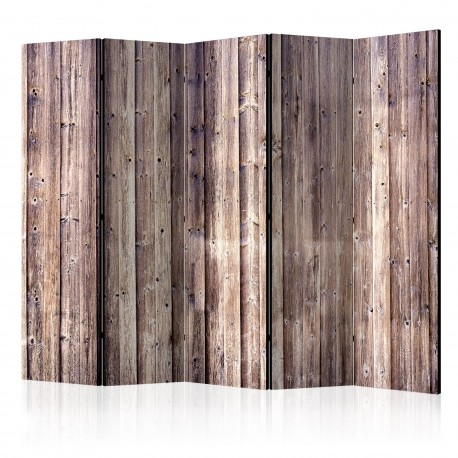 Paravent 5 volets  Wooden Charm II [Room Dividers]