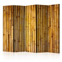 Paravent 5 volets - Bamboo Garden II [Room Dividers]