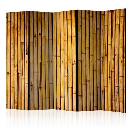 Paravent 5 volets  Bamboo Garden II [Room Dividers]