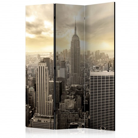 Paravent 3 volets  Light of New York [Room Dividers]