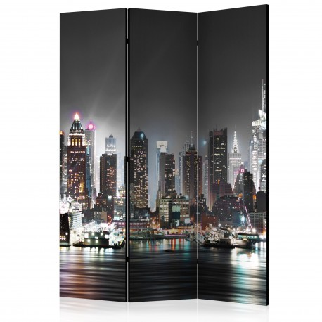 Paravent 3 volets  New York [Room Dividers]