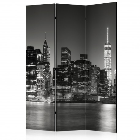 Paravent 3 volets  New York Nights [Room Dividers]