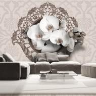 Papier peint  Royal orchids