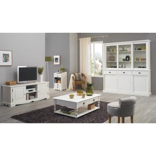 meuble d entr e meuble t l phone blanc beaux meubles pas chers. Black Bedroom Furniture Sets. Home Design Ideas