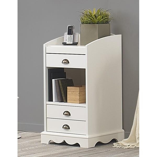 meuble telephone but table de lit. Black Bedroom Furniture Sets. Home Design Ideas