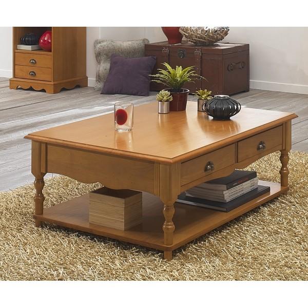 table bois miel. Black Bedroom Furniture Sets. Home Design Ideas