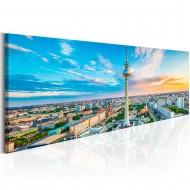 Tableau  Berliner Fernsehturm, Germany