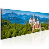 Tableau  Magic Places Neuschwanstein Castle