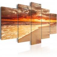 Tableau  Sea Beautiful Sunset