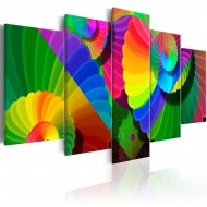 Tableau  Twisted Colours