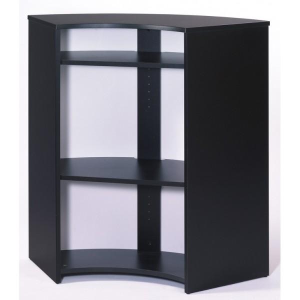Pin meuble comptoir bar fresnay monsieur si ges rangements for Comptoir du meuble delson