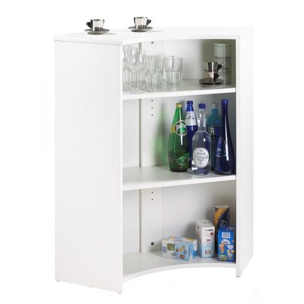 Bar comptoir blanc ballons coupe du monde beaux meubles for Comptoir du meuble bruxelles