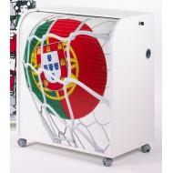 Meuble Informatique Blanc Ballon Espagne