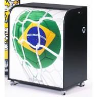 Meuble Informatique Noir Ballon Brésil