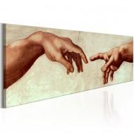 Tableau  Gods Finger