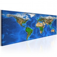 Tableau  Magnificent World