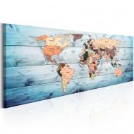 Tableau  World Maps Sapphire Travels