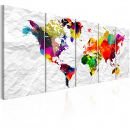 Tableau  World on Paper