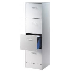 meuble classeur 4 tiroirs pour dossiers suspendus beaux