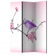 Paravent 3 volets  Bird on a Branch [Room Dividers]