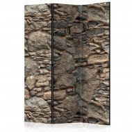 Paravent 3 volets  Old Stone Masonry [Room Dividers]