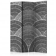 Paravent 3 volets  Semicircular Mosaic [Room Dividers]