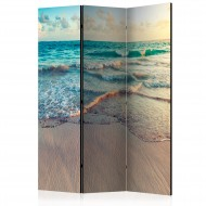 Paravent 3 volets  Beach in Punta Cana [Room Dividers]