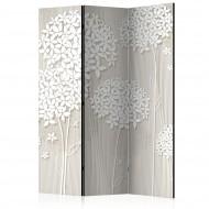 Paravent 3 volets  Paper Dandelions [Room Dividers]