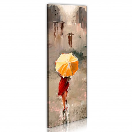 Tableau  Beauty in the rain
