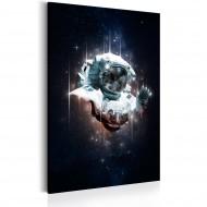 Tableau  Astronaut  Cosmic Wanderer