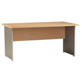 Bureau Winch 160 x 80 cm Hêtre Alu