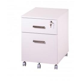Bureau ineo 160 x 80 cm blanc r glable en hauteur beaux for Meuble bureau hauteur 80 cm