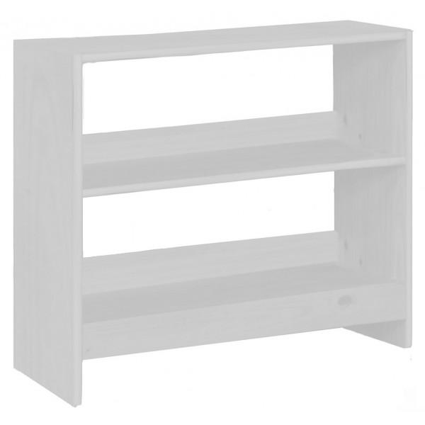 lit mezzanine maximus rangement blanc et prune beaux meubles pas chers. Black Bedroom Furniture Sets. Home Design Ideas