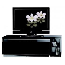 Meuble TV Noir Modulable