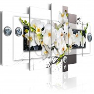 Tableau  Mechanical Orchid