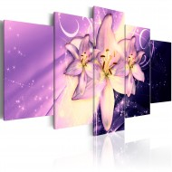 Tableau  Purple Galaxy