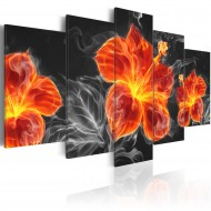 Tableau  Fire Lily