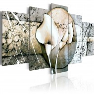Tableau  The Secret of Calla Lily  Grey