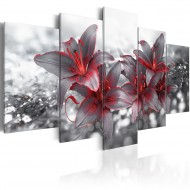 Tableau  Flowers of Goddess