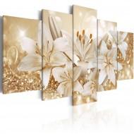 Tableau  Golden Bouquet
