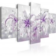 Tableau  Purple Graces
