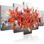 Tableau  Flowery Battle