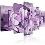 Tableau  Purple Wave